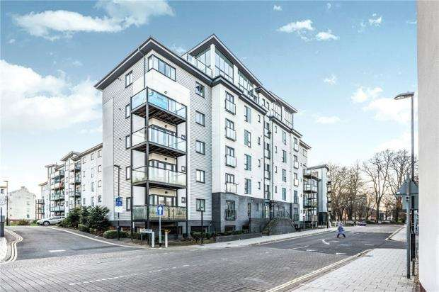 2 Bedrooms Apartment Flat for sale in Columbus House, The Compass, Southampton