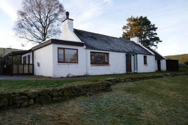 2 Bedrooms Cottage House for sale in Glenlivet, AB37 9JL