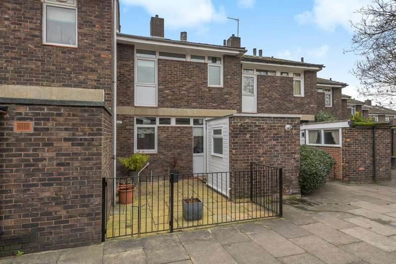 3 Bedrooms Terraced House for sale in Delawyk Crescent, Herne Hill