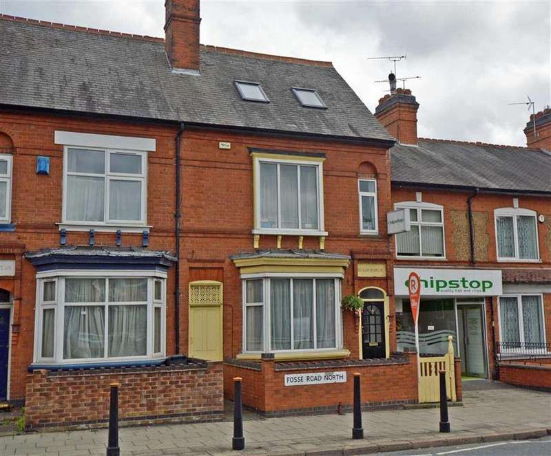 5 Bedrooms Terraced House for sale in Fosse Road North, Leicester