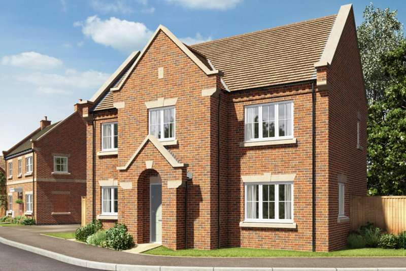 4 Bedrooms Detached House for sale in Heanor Road, Smalley