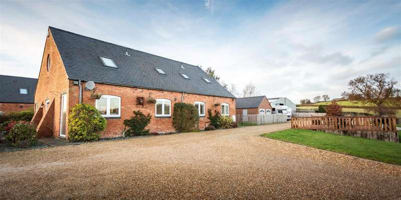 4 Bedrooms House for sale in The Glebe, Rectory Lane, Breadsall Village, Derby