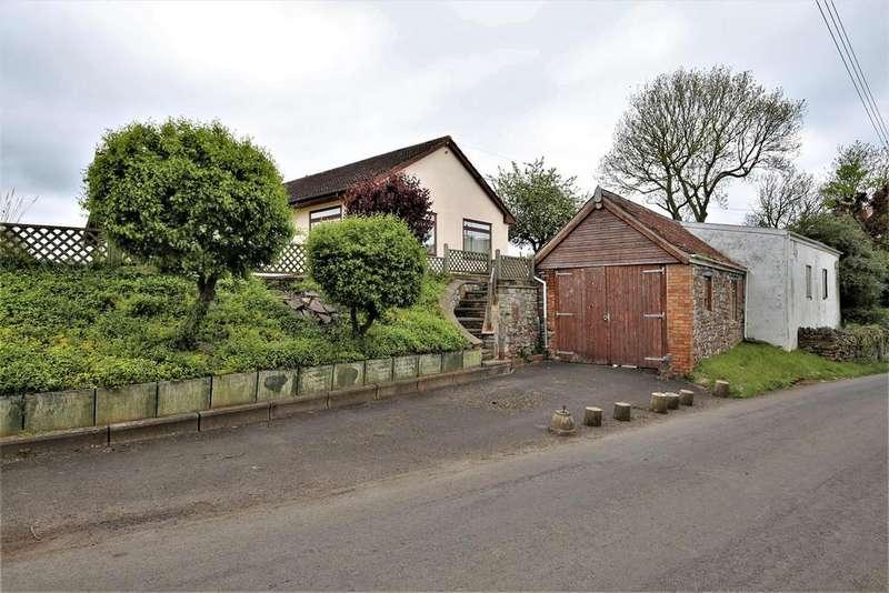 5 Bedrooms Bungalow for sale in Clewer, Wedmore
