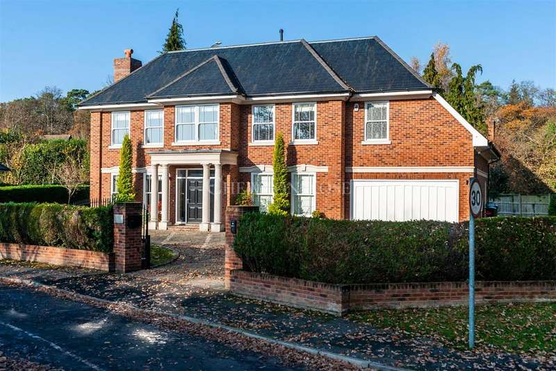6 Bedrooms Detached House for sale in Snows Paddock, Windlesham GU20