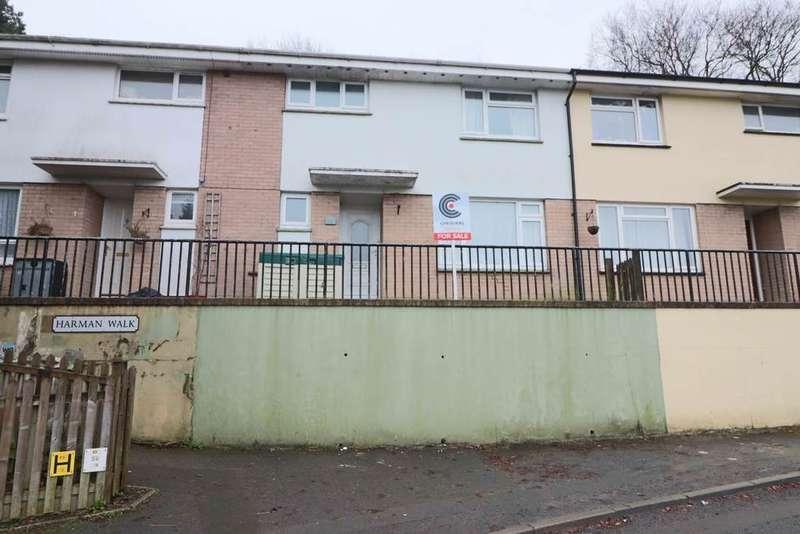 3 Bedrooms Terraced House for sale in Barnstaple, North Devon