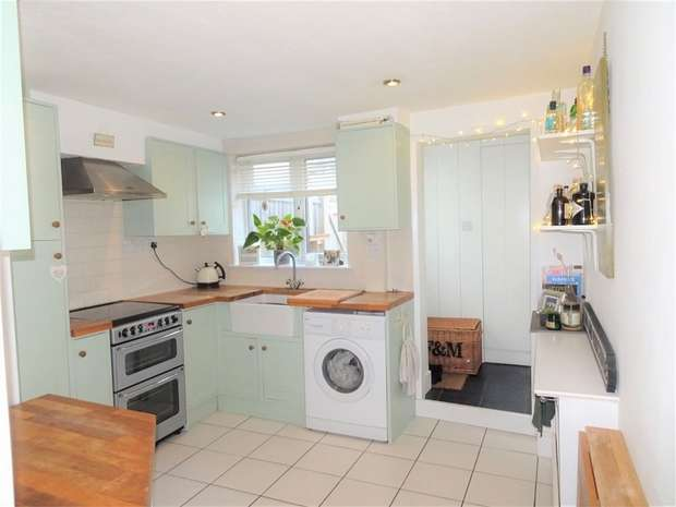 2 Bedrooms Terraced House for sale in Wing Road, Leighton Buzzard, Bedfordshire