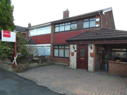 4 Bedrooms Semi Detached House for sale in St. Pauls Hill Road, Godley, Hyde