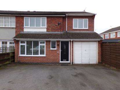 4 Bedrooms Semi Detached House for sale in Charles Street, Sileby, Loughborough, Leicestershire