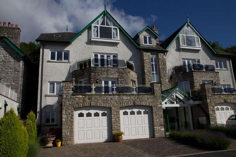 4 Bedrooms Apartment Flat for sale in No.5 Nutwood Manor, Windermere Road, Grange-Over-Sands, Cumbria, LA11 6EY
