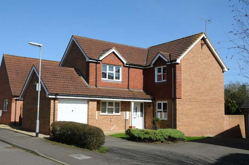 4 Bedrooms Detached House for sale in Woodland View, Spilsby, PE23 5GD