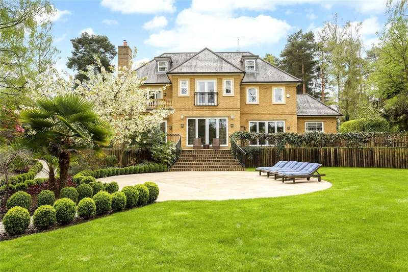 7 Bedrooms Detached House for sale in Sunning Avenue, Ascot, Berkshire, SL5