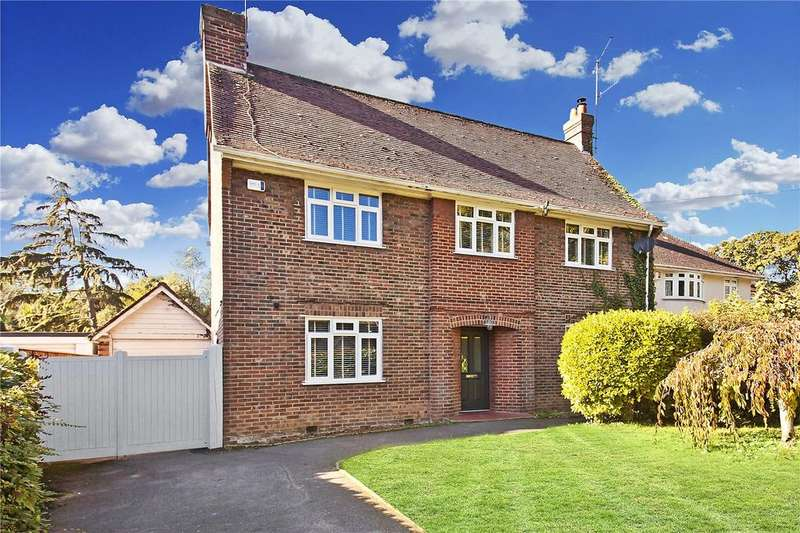 3 Bedrooms Detached House for sale in Hatherden Avenue, Lower Parkstone, Poole, BH14