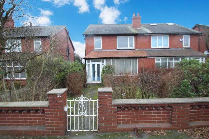 3 Bedrooms Semi Detached House for sale in STANMORE CRESCENT, BURLEY, LEEDS, LS4 2RY