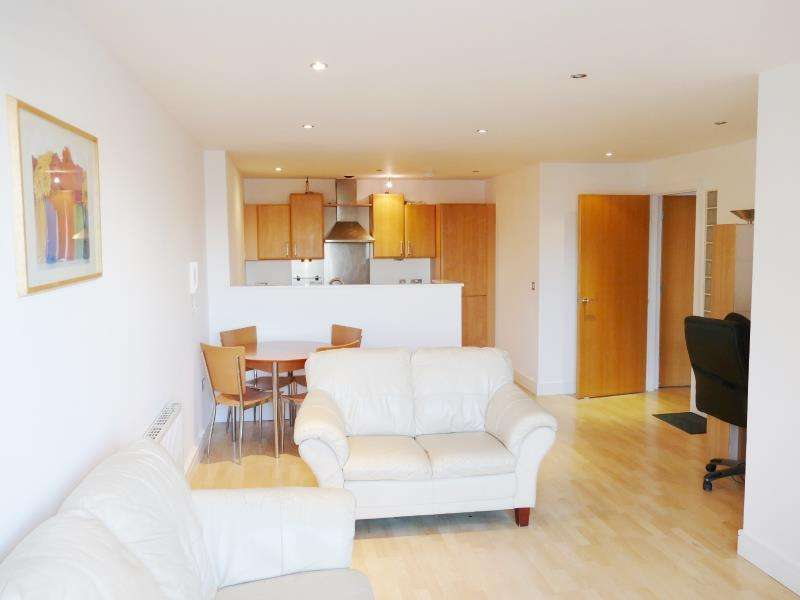 2 Bedrooms Apartment Flat for sale in CROMWELL COURT, 10 BOWMAN LANE, LEEDS, LS10 1HN