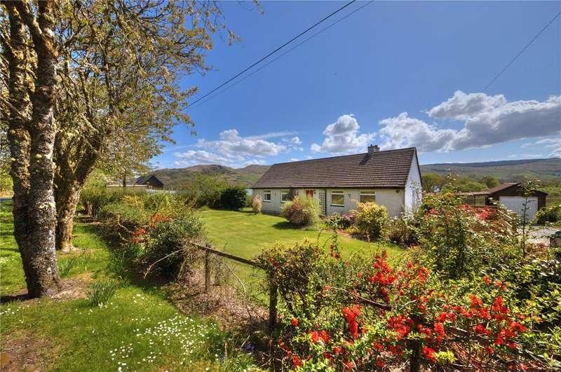 3 Bedrooms Bungalow for sale in April Cottage, Inverinan, Taynuilt, Argyll and Bute, PA35