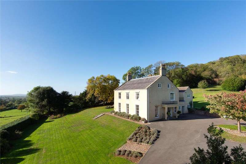 6 Bedrooms Detached House for sale in Bullhouse Lane, Wrington, North Somerset, BS40