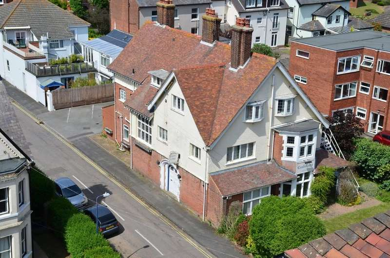11 Bedrooms Detached House for sale in Chevalier Road, Felixstowe