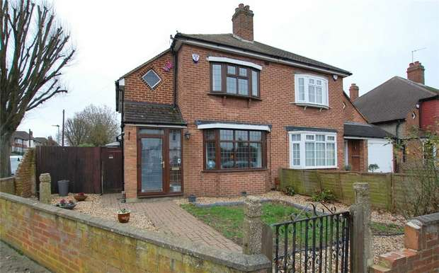 2 Bedrooms Semi Detached House for sale in Northbourne, BROMLEY, Kent
