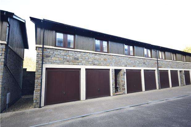 2 Bedrooms Terraced House for sale in Vanbrugh Lane, Stoke Park, BRISTOL, BS16 1GX