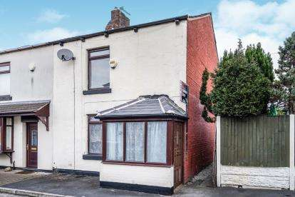 2 Bedrooms End Of Terrace House for sale in Marsh Street, Westhoughton, Greater Manchester, BL5
