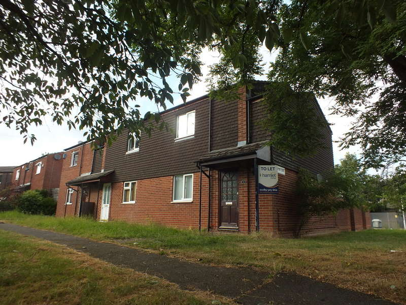 2 Bedrooms End Of Terrace House for sale in Tarlton Court, Tilehurst, Reading
