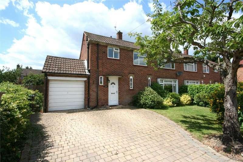 3 Bedrooms Semi Detached House for sale in Decies Way, Stoke Poges, Buckinghamshire