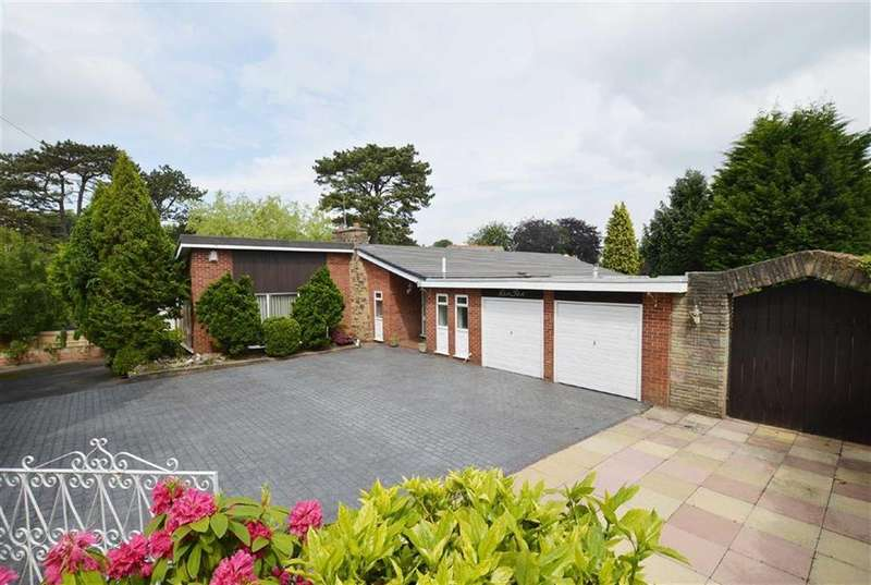 3 Bedrooms Detached Bungalow for sale in Raby Drive, CH63