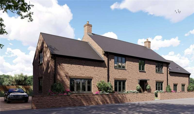 5 Bedrooms Detached House for sale in Yew Tree Lane, Spratton, Northamptonshire, NN6