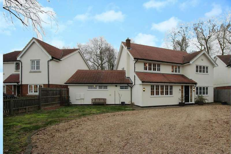5 Bedrooms Detached House for sale in Church Road, Hatfield Peverel, Chelmsford, CM3