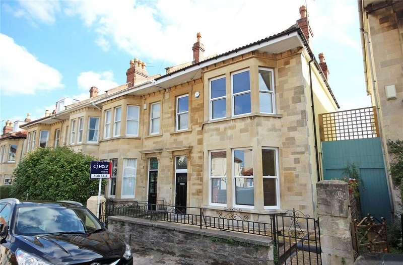 4 Bedrooms House for sale in Balmoral Road, St. Andrews, Bristol, BS7