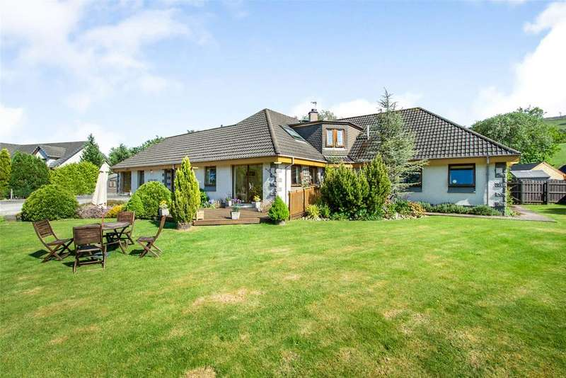 6 Bedrooms Detached House for sale in East Lewiston, Drumnadrochit, Inverness