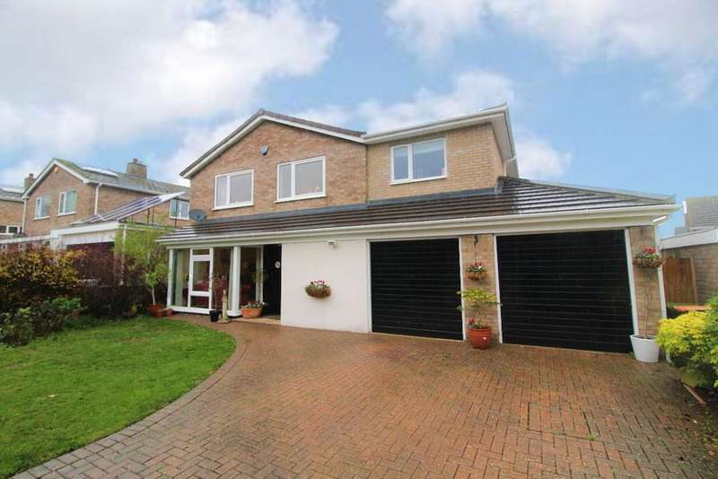 5 Bedrooms Detached House for sale in Falcon Avenue, Bedford, MK41