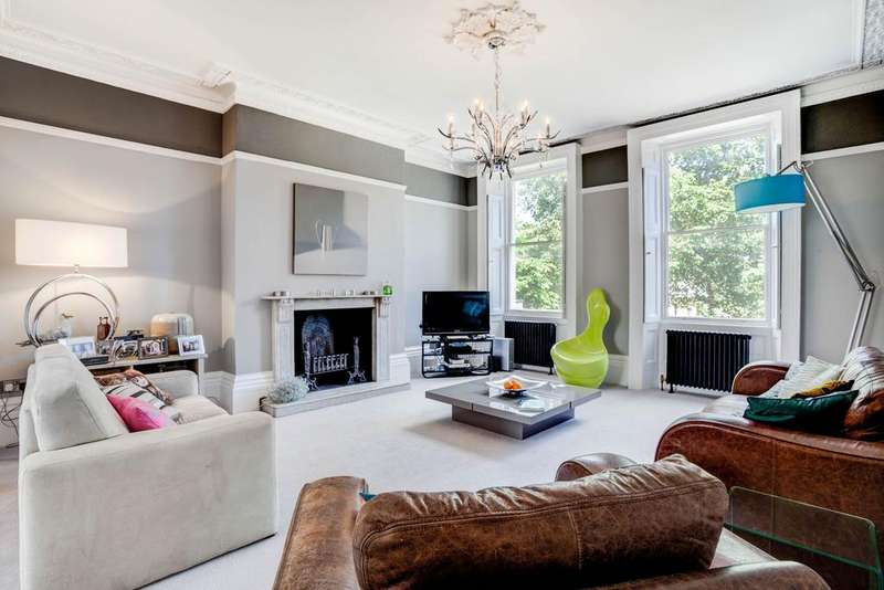 4 Bedrooms Apartment Flat for sale in Montpelier Crescent, Seven Dials, Brighton