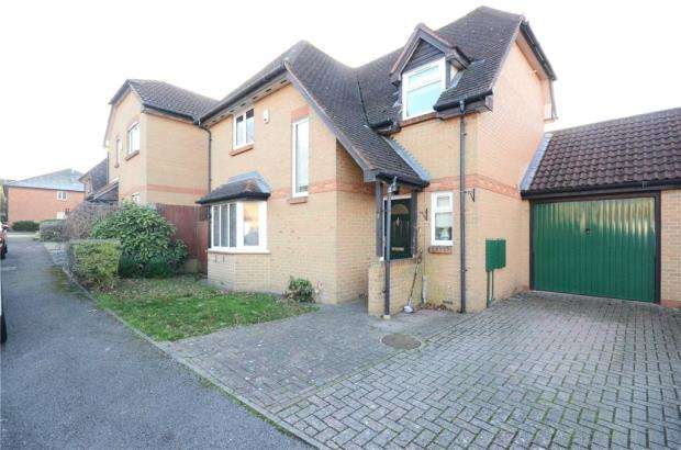 3 Bedrooms Detached House for sale in Portia Grove, Warfield, Bracknell