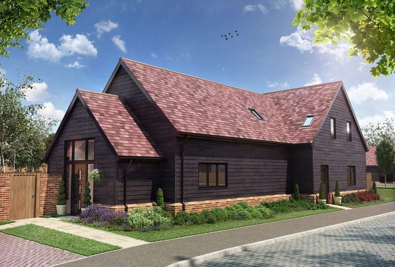 5 Bedrooms Detached House for sale in Beltaine House, Northill Meadows, Ickwell Road, Northill, SG18