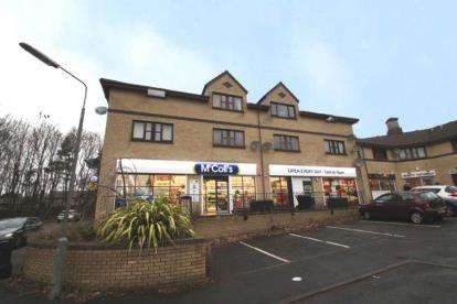 3 Bedrooms Flat for sale in Kinclaven Gardens, Glenrothes