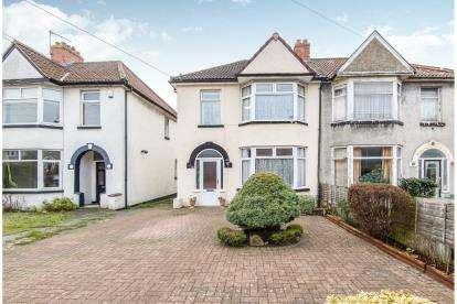 3 Bedrooms Semi Detached House for sale in Charlton Avenue, Filton Park, Filton, City Of Bristol