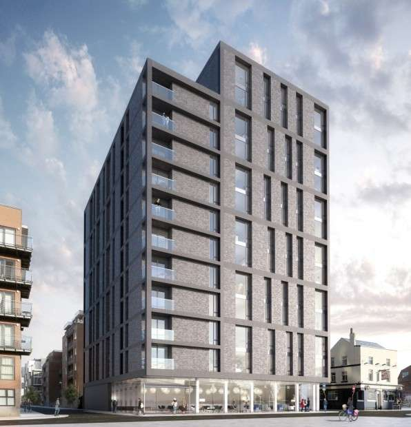 2 Bedrooms Apartment Flat for sale in North Central 4 Dyche Street, Manchester , M4