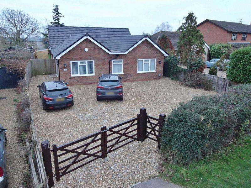 5 Bedrooms Detached House for sale in Drayton Road, Newton Longville