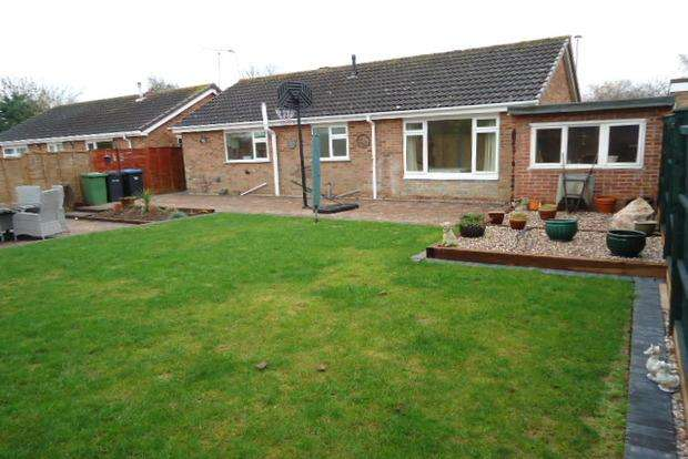 2 Bedrooms Detached Bungalow for sale in Farleigh Close, Broughton Astley, Leicester, LE9