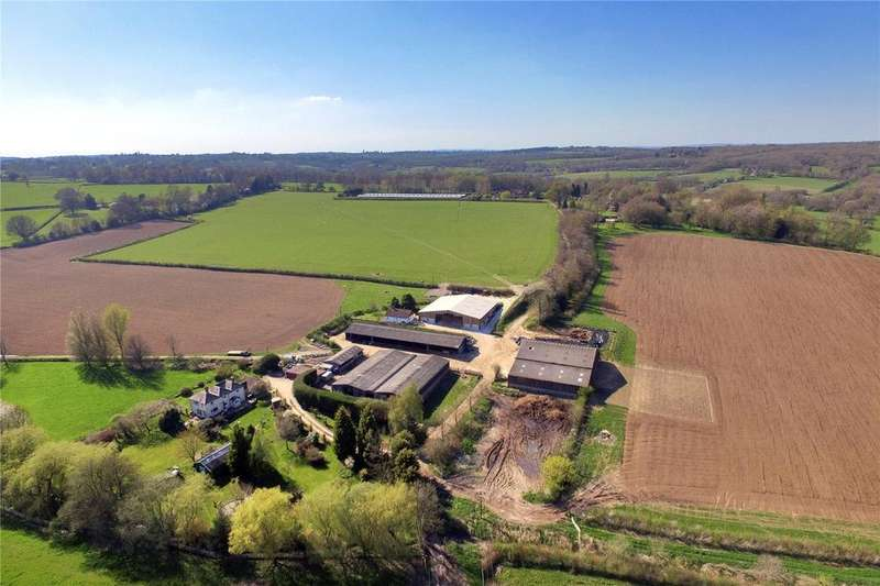 3 Bedrooms Equestrian Facility Character Property for sale in Ashurst Wood, East Grinstead, West Sussex, RH19