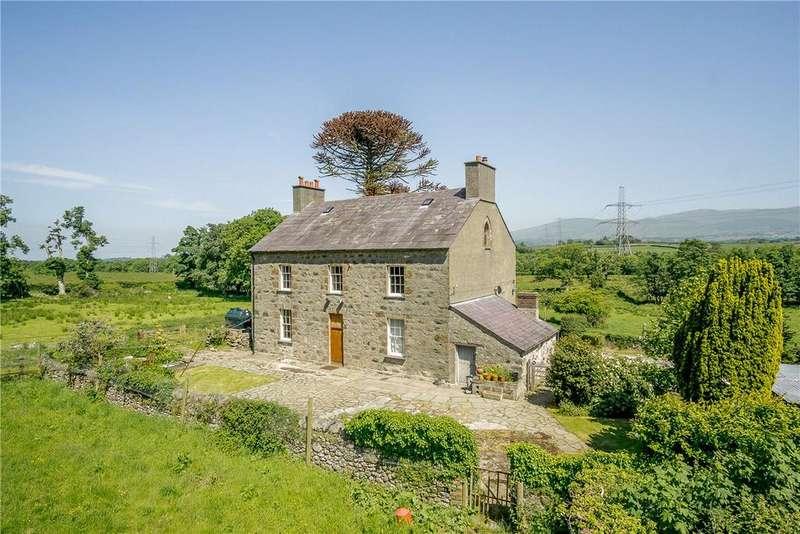 5 Bedrooms Farm Commercial for sale in Bangor, Gwynedd, LL57