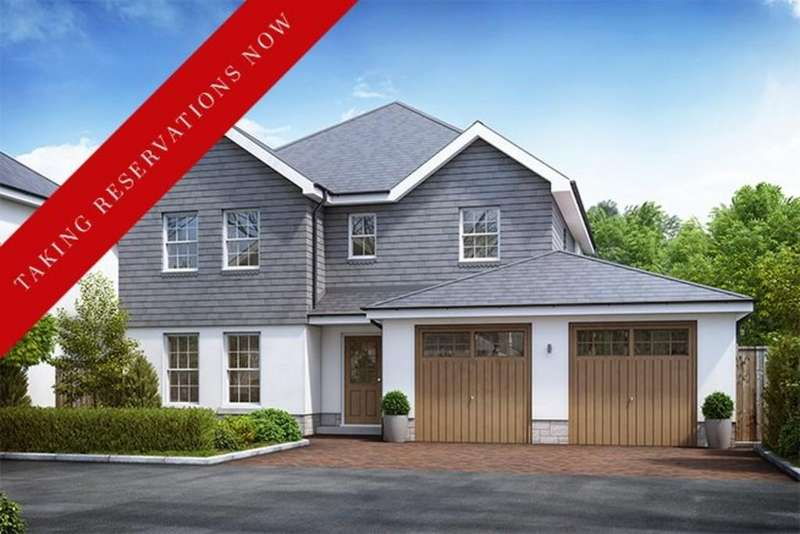 4 Bedrooms Detached House for sale in The Wisteria, Mayhew Gardens, Plympton
