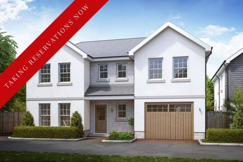 3 Bedrooms Detached House for sale in The Sophora, Mayhew Gardens, Plympton