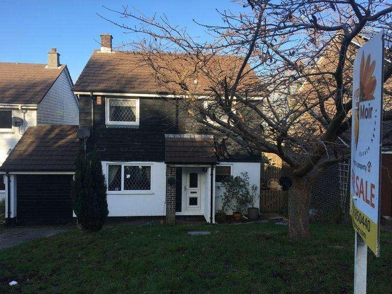 4 Bedrooms Detached House for sale in Highertown Park, Landrake