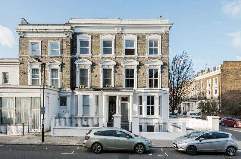 3 Bedrooms Apartment Flat for sale in Marylands Road, W9