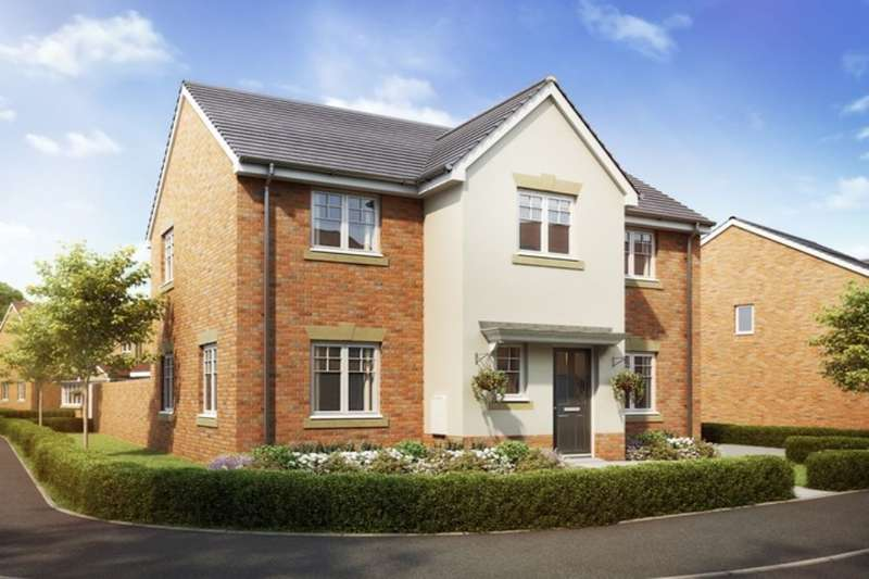 4 Bedrooms Detached House for sale in Mulberry Park St. Kevins Drive, Kirkby, Liverpool, L32