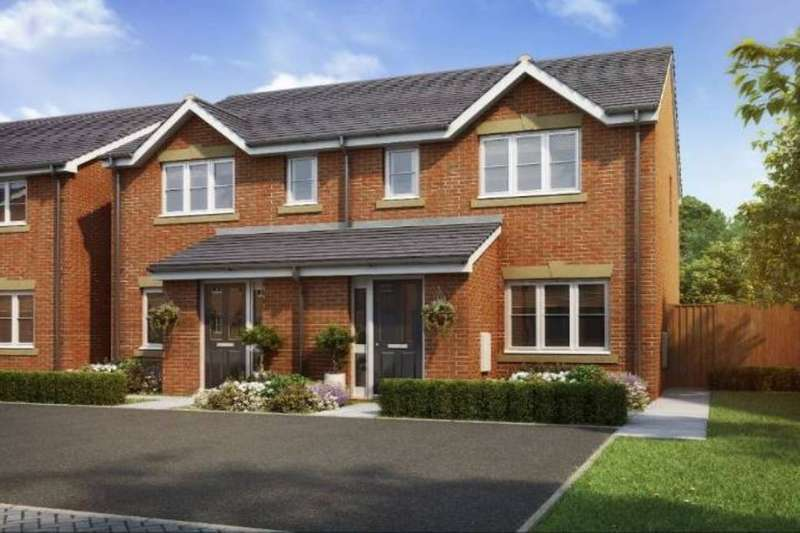 3 Bedrooms Detached House for sale in The Winster St. Kevins Drive, Kirkby, Liverpool, L32
