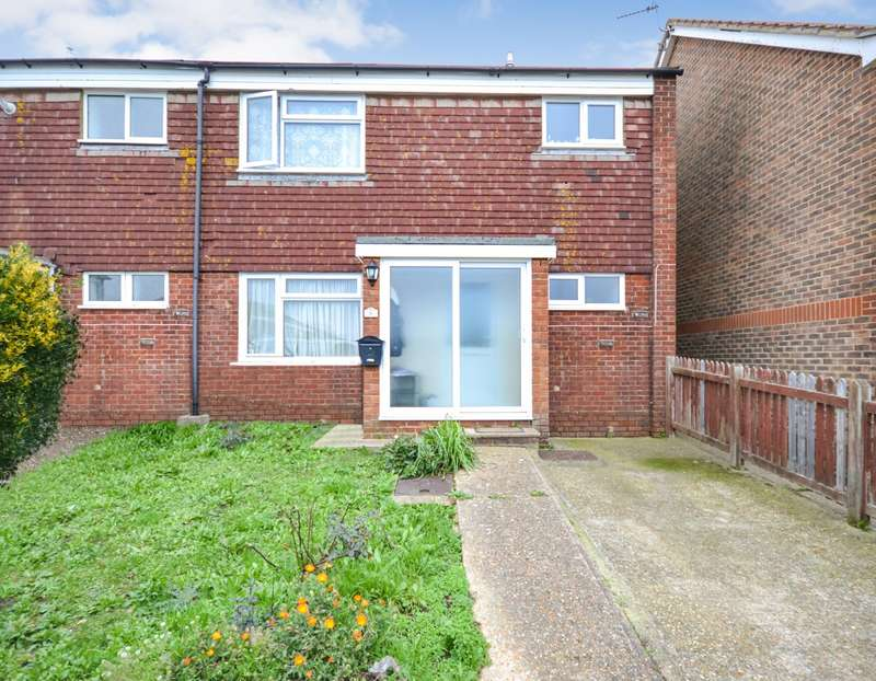 4 Bedrooms House for sale in Wayford Close, Eastbourne, BN23