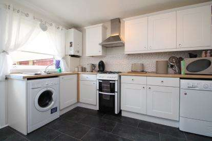 2 Bedrooms Terraced House for sale in Balfour Court, Kilmarnock